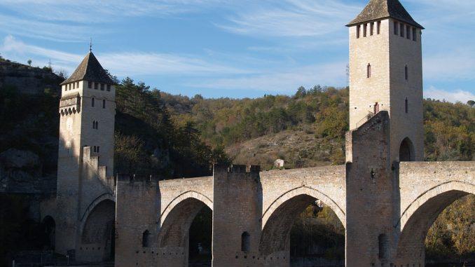 Cahors dans la vallée du Nord
