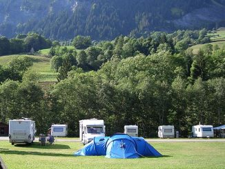 Camping de la Rigole dans le Tarn