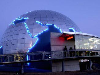 Découvrir la cité de l'espace à Toulouse