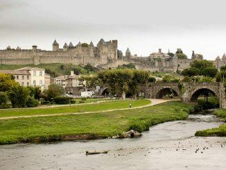 Hôtel de la citée Carcassonne