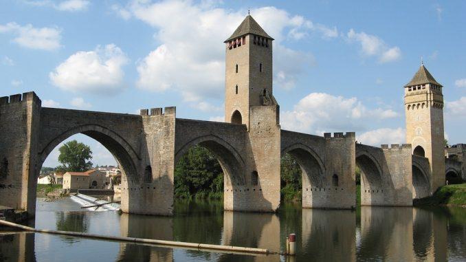 L'hôtel Divona à Cahors