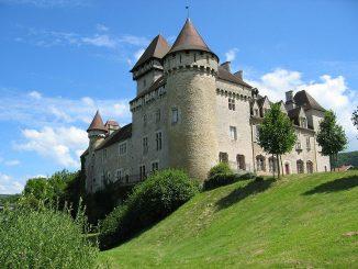 Les plus beaux châteaux de Midi Pyrénées