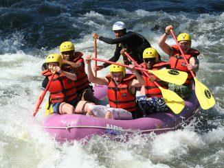 Où faire du rafting en Midi Pyrénées ?